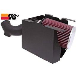 K&N Aircharger Intake Kit 63-1124 For Kawasaki KFX450R 08-09