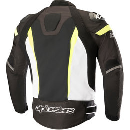 Alpinestars Mens T-Missile Air Tech-Air Compatible Armored Textile Jacket Black