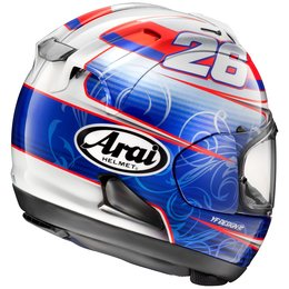 Arai Corsair X Dani Pedrosa Replica Full Face Helmet Blue