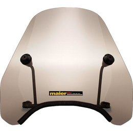 Maier Sportbike Windshield Smoke Universal