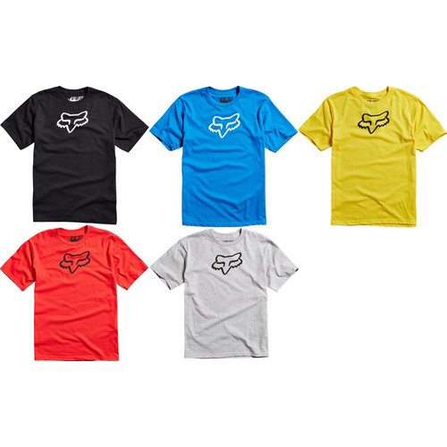a7085de8373  18.00 Fox Racing Youth Boys Legacy T-Shirt  250432