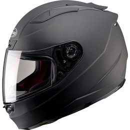 GMAX FF88 Full Face Solid Helmet Flat Black