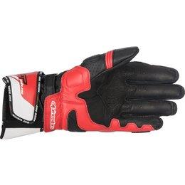 Alpinestars Mens GP Plus R Leather Riding Gloves Red
