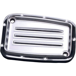 Covingtons Dimpled Clutch Master Cylinder Cover Harley CVO Eagle Chrome C1158-C Unpainted