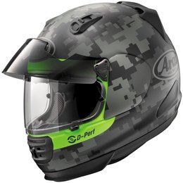 Arai Defiant Pro-Cruise Mimetic Full Face Helmet Green