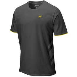 Klim Mens Clutch Polyester T Shirt Black