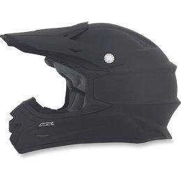 Flat Black Afx Mens Fx-21 Fx21 Helmet