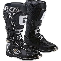 Black Gaerne React Motocross Boots Us 13