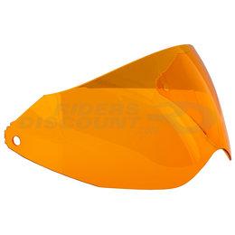 GMAX Replacement Single Pane Shield For GM11 Dual Sport Helmet Transparent
