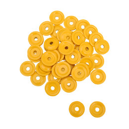 Woody's Round Digger Snowmobile Support Plate 48-Pack Yellow AWA-3800 Yellow