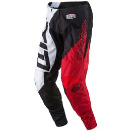 Troy Lee Designs Mens GP Quest Lightweight MX Motocross Riding Pants Red