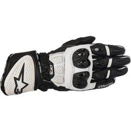 Alpinestars Mens GP Plus R Leather Riding Gloves Black