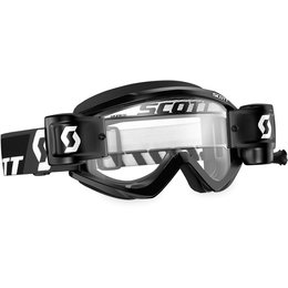 Scott USA Recoil Xi MX Offroad Goggles With Film System Black