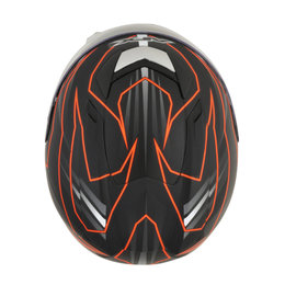AFX FX-95 FX95 Mainline Full Face Helmet Black