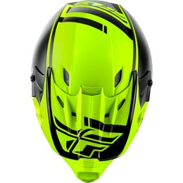 Fly Racing Kinetic Sharp Helmet Black