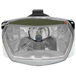 UFO Plastic Replacement Headlight Universal FR01716