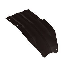 Skinz Durable Snowmobile Float Plates For Yamaha Nytro 2008-2014 Black YFP650-BK Black
