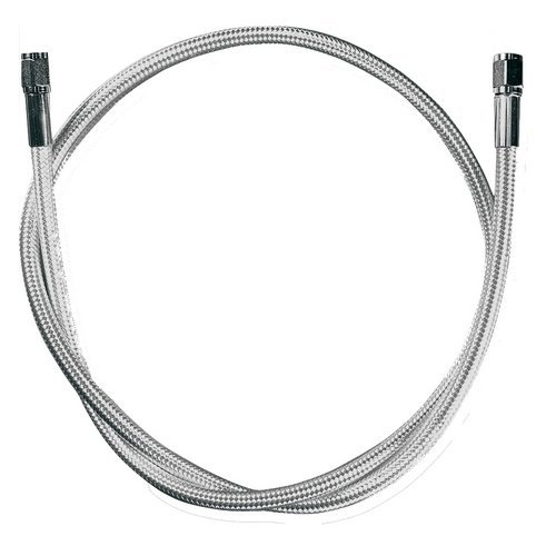 Magnum Polished Stainless Universal Brake Line 52