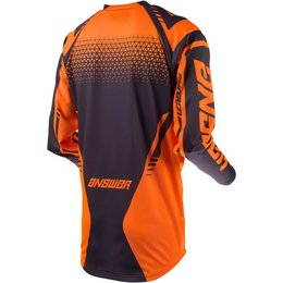 Answer Racing Youth Boys Syncron Drift Jersey Orange