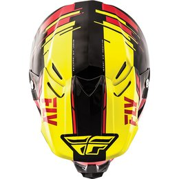 Fly Racing F2 Carbon MIPS Weston Peick Replica Helmet Yellow