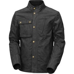 RSD Roland Sands Design Truman Textile Riding Jacket Black