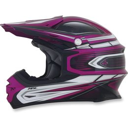 Fuchsia Afx Womens Fx-21 Fx21 Multi Helmet