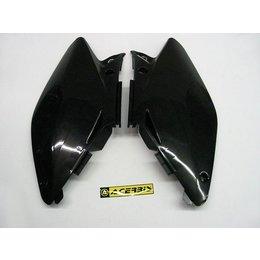 Acerbis Side Panels Black For Honda CR125 CR250 2002-2007