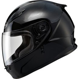Gloss Black Gmax Boys Gm49y Full Face Helmet 2013