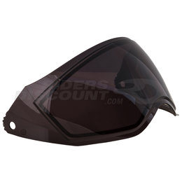 GMax GM11D Double Lens Dual Sport Helmet Shield Transparent