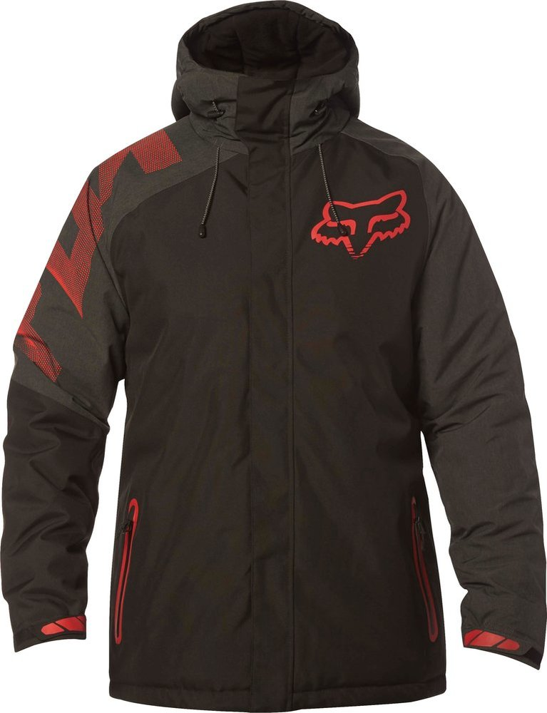 Fox racing leather jacket