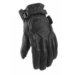 Black Power Trip Jet Gloves