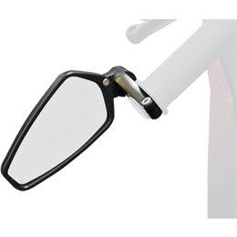 CRG Arrow Bar-End Mirror Each Black Black