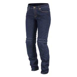 Alpinestars Womens Stella Kerry Tech Denim Aramid Jeans Blue
