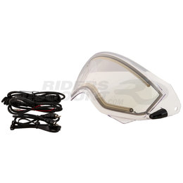 GMax GM11D Electric Heated Snowmobile Helmet Shield With Cord