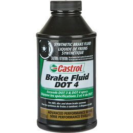 Castrol DOT 4 Brake Fluid 12 Ounces