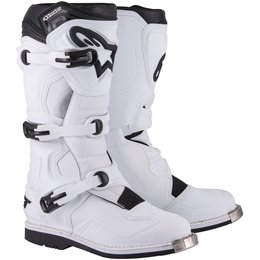Alpinestars Mens Tech 1 CE Boots White