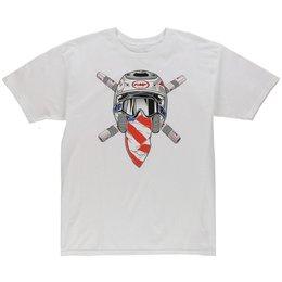FMF Mens Ronnie Raider T-Shirt White
