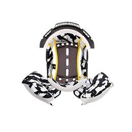 Oil Scorpion Mens Replacement Kwikwick Ii Liner For Vx-34 Helmet