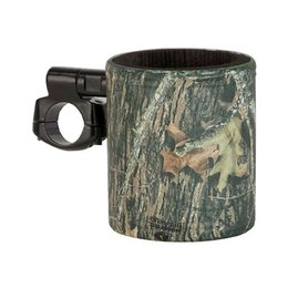 Kruzer Kaddy Kamo Kaddy Cup Holder For 7/8 In 1 In 1-1/4 In Bar Mossy Oak Univ