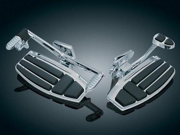 448 99 Kuryakyn Driver Floorboard Kit For Honda Gl1800