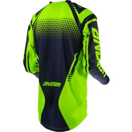 Answer Racing Youth Boys Syncron Drift Jersey Black