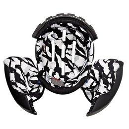 Oil Scorpion Mens Replacement Kwikwick Liner For Exo-500 Helmet