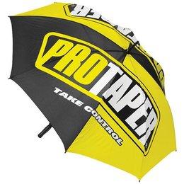 Yellow, Black Pro Taper Logo Umbrella