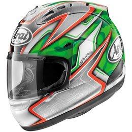 Arai Corsair V Nicky-5 Full Face Helmet Silver