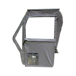 Seizmik ATV Full Size Doors For Polaris Ranger 800 6x6 2010-2013 Unpainted