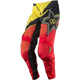 Yellow, Black Msr Mens Rockstar Pants 2015 Us 28 Yellow Black