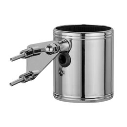 Kruzer Kaddy Kustom Kaddy Drink Holder Chrome Plated Universal