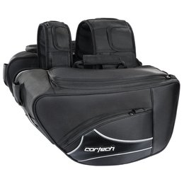 Cortech Super 2.0 26 Liter Contour Saddlebags Black