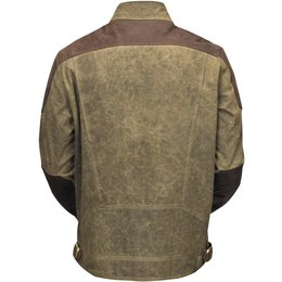 RSD Roland Sands Design Truman Textile Riding Jacket Brown