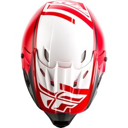 Fly Racing Kinetic Sharp Helmet Red
